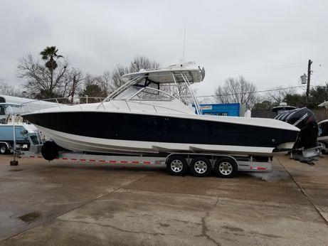 2011 Fountain 38 Sportfish Cruiser OB