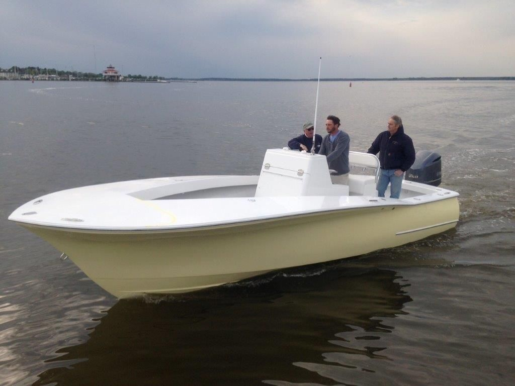 2017 Composite Yacht 23 Offshore Power Boat For Sale Www