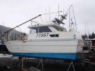 1989 Pacific Boats Gillnetter