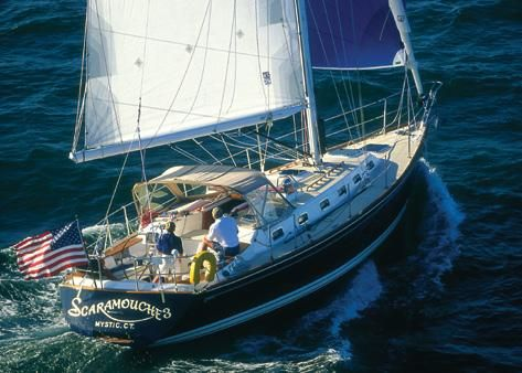 2008 Tartan 4100