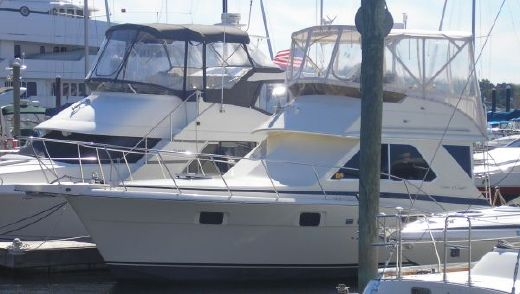 1985 Chris-Craft Commander Sportfish