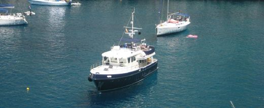 2016 Privateer Trawler 52
