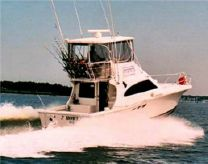 2001 Luhrs Tournament 360 Convertible