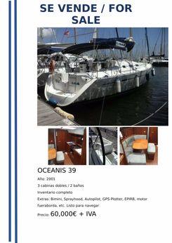 2001 Beneteau Oceanis 39