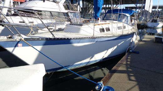 1979 Columbia 10.7 Metre Cruising Sloop
