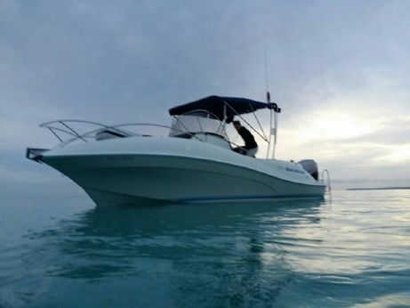 2006 Quicksilver QS 800 W.A.
