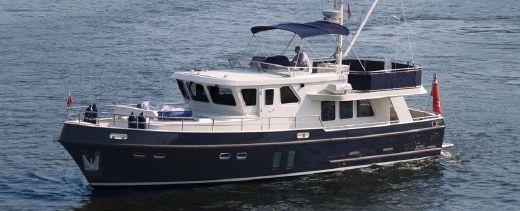 2017 Privateer Trawler 50