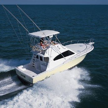 2004 Luhrs 38 Convertible