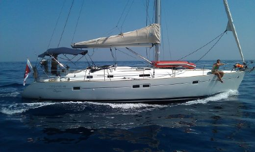 2002 Beneteau Oceanis 411 Celebration