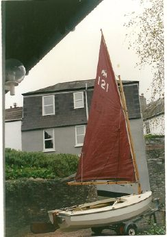 1983 Cornish Crabbers Cormorant 12