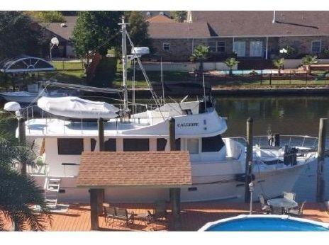1981 Marine Trader 50 Motor Yacht