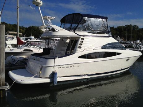 2002 Regal 3880 With Bow Thruster