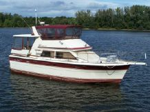 1983 Trojan Motor Yacht