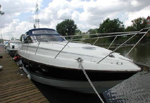 1997 Fairline 39 Targa