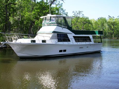 1982 Bluewater Yachts Bluewater 52'