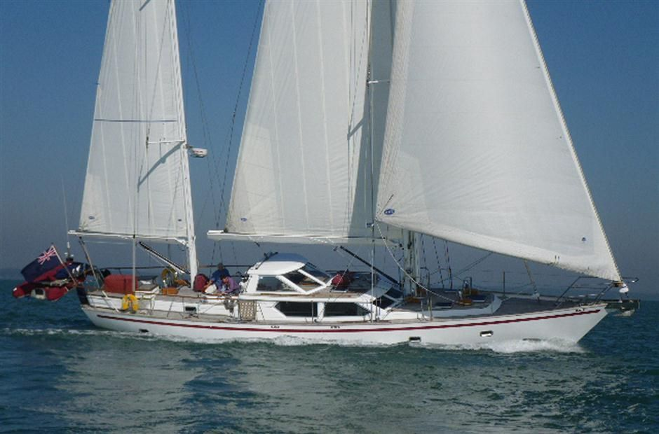 2000 Dixon 62 Ketch Rig Steel Yacht Sail New And Used