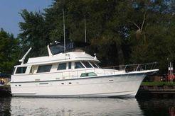 1985 Hatteras Flush Deck Flybridge Motoryacht