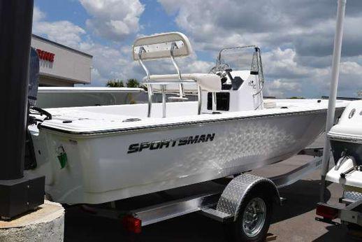 2016 Sportsman Boats 18 ISLAND BAY
