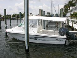 Photo of 20' Angler 204 Walkaround