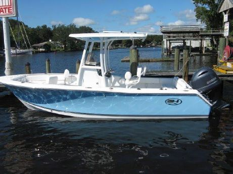 2017 Sea Hunt Ultra 225