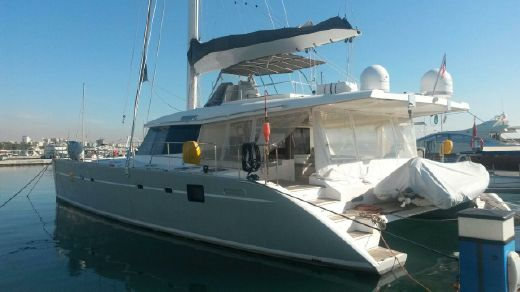 2011 Sunreef 62