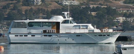 1962 Chris Craft Motor Yacht