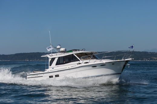 2016 Cutwater 30  Luxury Edition