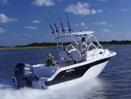 2011 Sea Fox 236WA Pro Series
