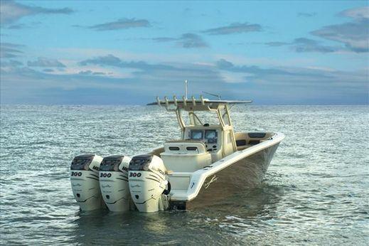 2015 Blackwater Boats Sport Model 36 Sport