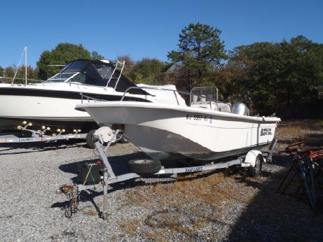 2009 Carolina Skiff 198 DLV