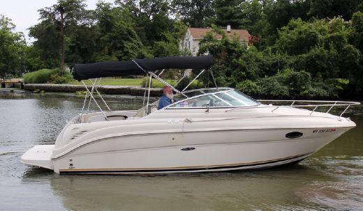2007 Sea Ray 250 Amberjack