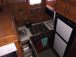 photo of  41' Hershine 41 Newburyport Aft Cabin Trawler