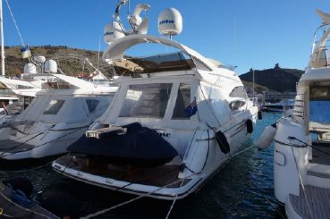 2009 Princess 58 Flybridge