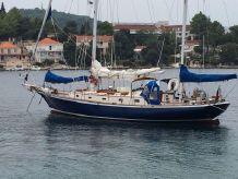1983 Custom Cherubini Boat Company Cherubini 44 Ketch