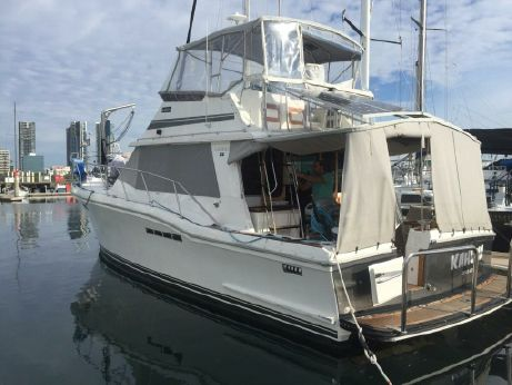 1984 Mariner 43 Flybridge