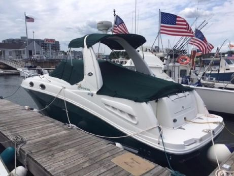 2005 Sea Ray 26 SunDancer