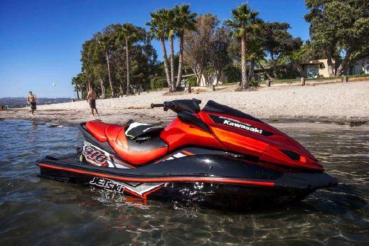 2015 Kawasaki Ultra 310X SE