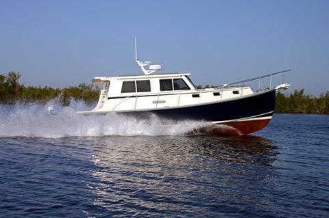 2006 Bar Harbor 39 Lobster Boat