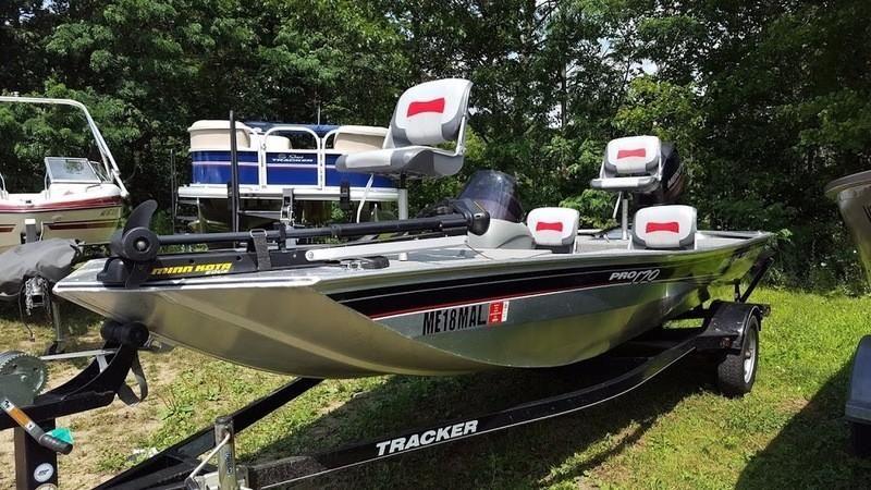 2013 Tracker 170 Pro Power Boat For Sale - www yachtworld com