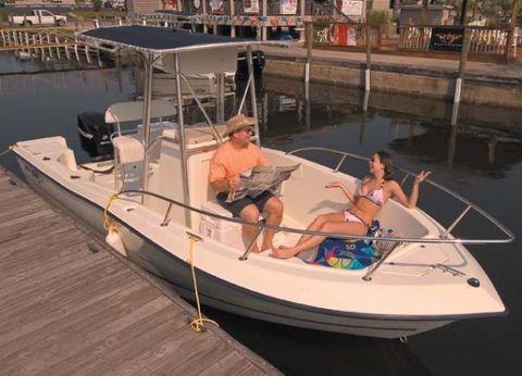 2005 Sea Boss 210 CC