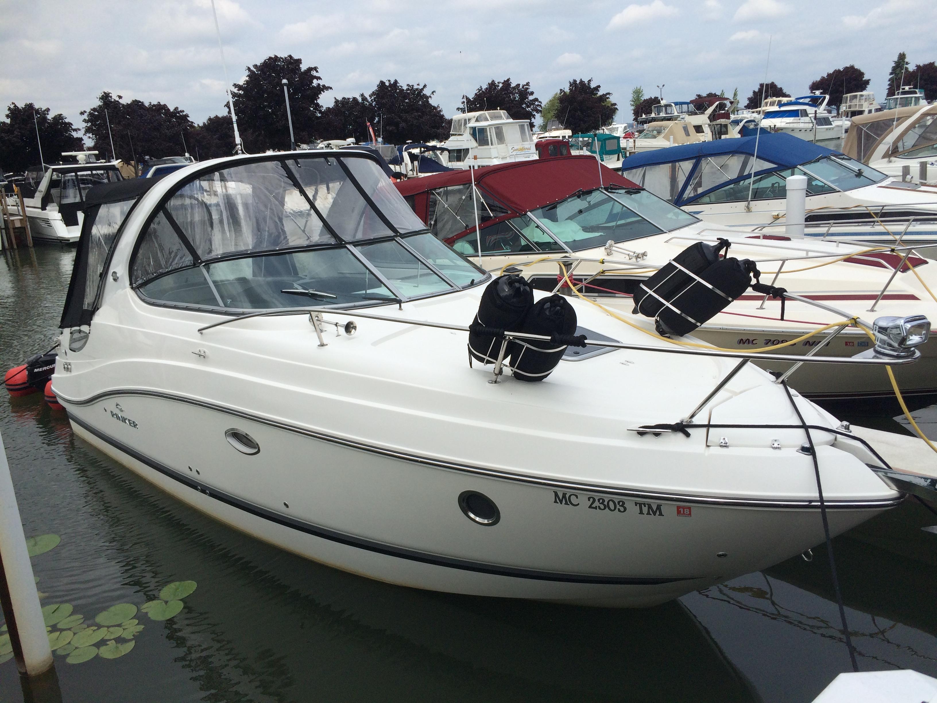 2013 rinker 290 express cruiser power boat for sale www yachtworld com rh yachtworld com Rinker Deck Boat Rinker Party Boats