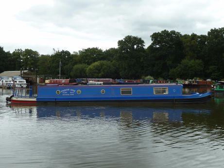2004 Heron Boatbuilders Cruiser Stern Narrowboat