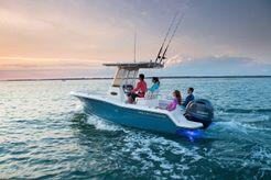 2019 Grady-White Fisherman 216