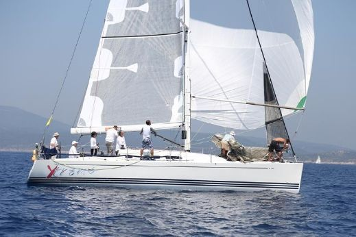 2007 X-Yachts X-41 One Design