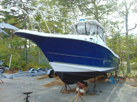 2005 Seaswirl 2600 Walkaround O/B