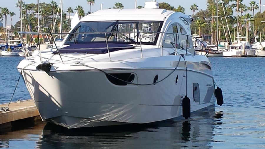 Beneteau Powerboats GT 44 Gran Turismo boat for sale in San Diego