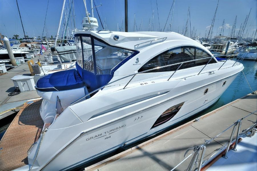 Beneteau Powerboats GT44 Yacht for sale in San Diego CA