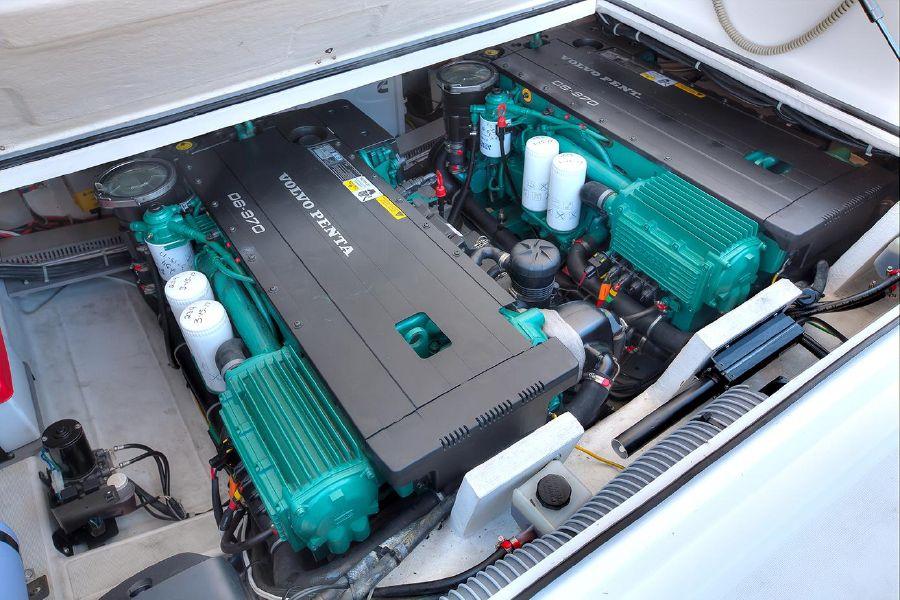Beneteau 44 Gran Turismo GT Yacht Diesel Engines