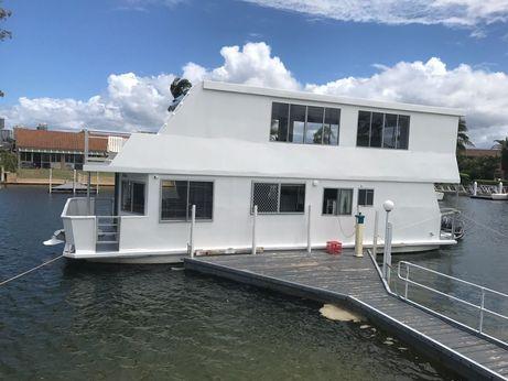 1989 Houseboat 480
