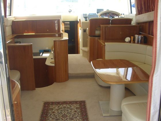 Princess 52 Fly Type Motor. This popular Flybridge cruiser with proven ...